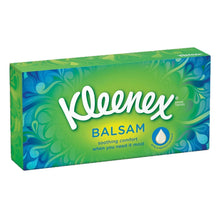 Kleenex Balsam Facial Tissues - 6 or 12 Pack - 72 Tissues per Box