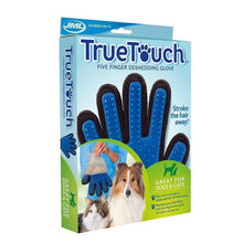 JML True Touch Silicone PET FUR GROOMING MITT Shedding Glove Massager Detangler