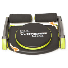 Wonder Core Wondercore Twist Board Fitness Body Exercise Ab Workout Training Gym