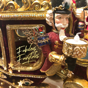 Katherines Collection Nutcracker Luxury Christmas Decorations