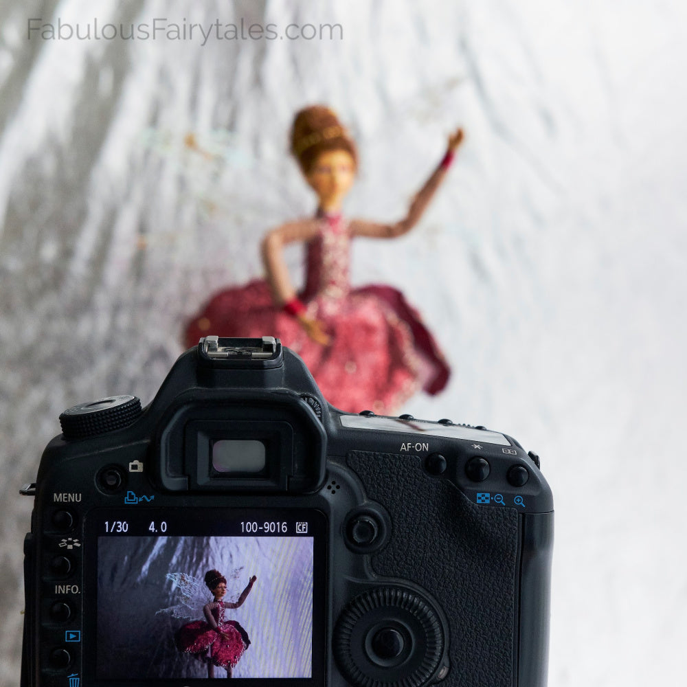 Fabulous Fairy Tales - Fairy Ballerina Fashion Shoot