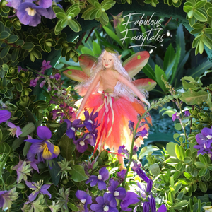 Fairy garden figurines, dolls and collectables shop