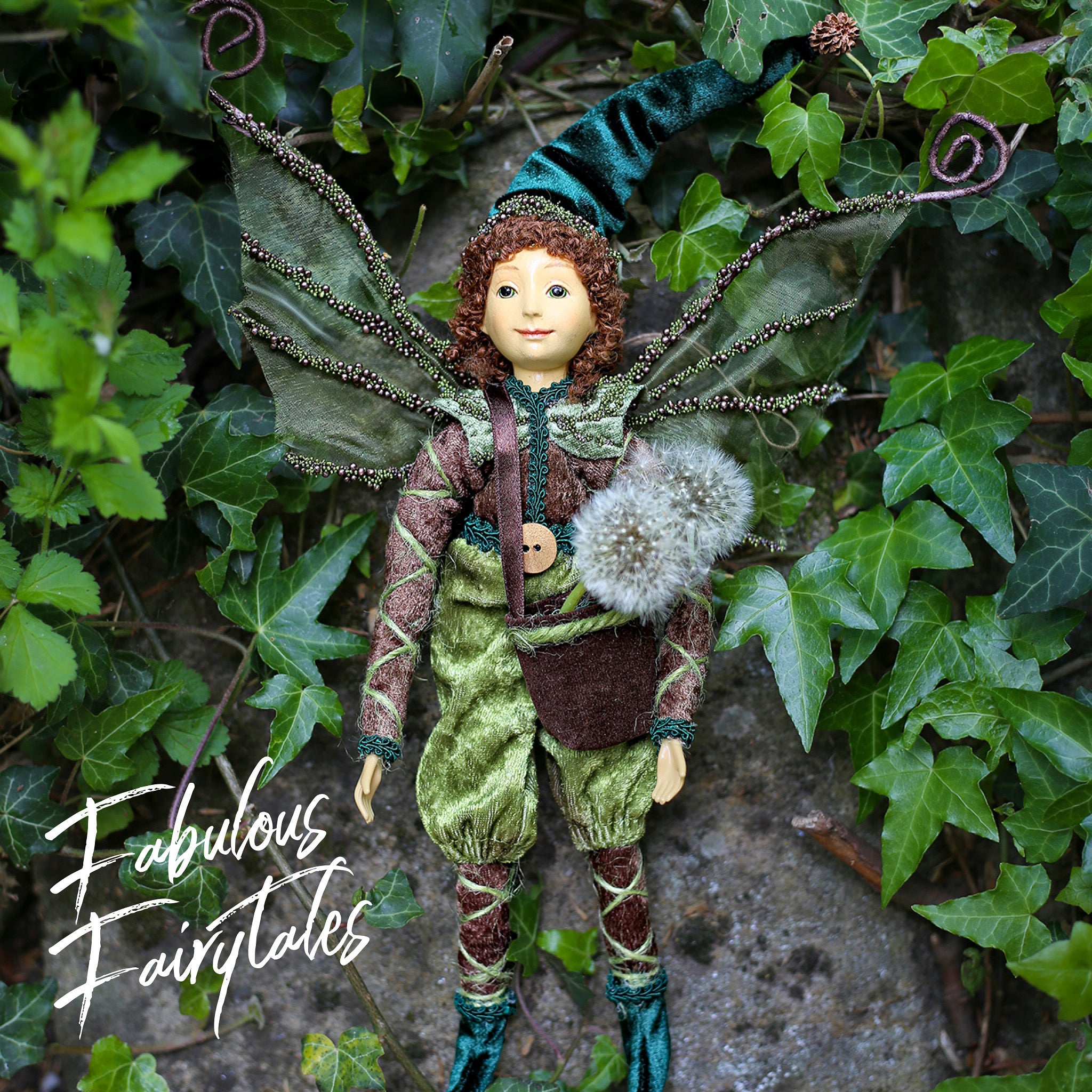 Forest Fairies Seasonal Luxury Decorations Shop