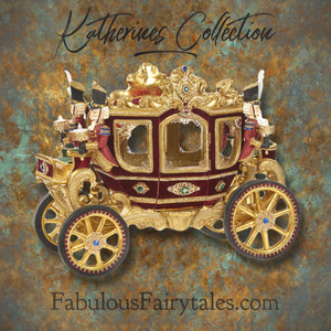 Katherine's Collection Royal Nutcracke Carriage Luxury Christmas Decoration Shop