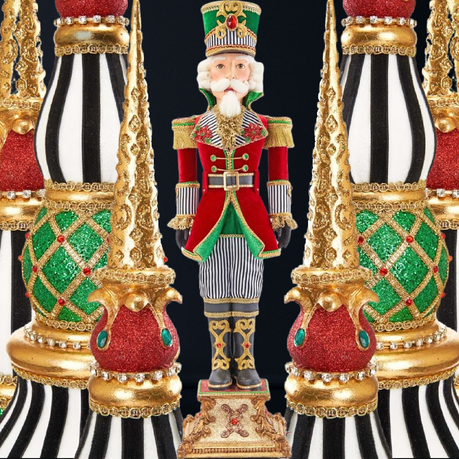 Katherine's Collection Luxury Christmas Decorations Shop