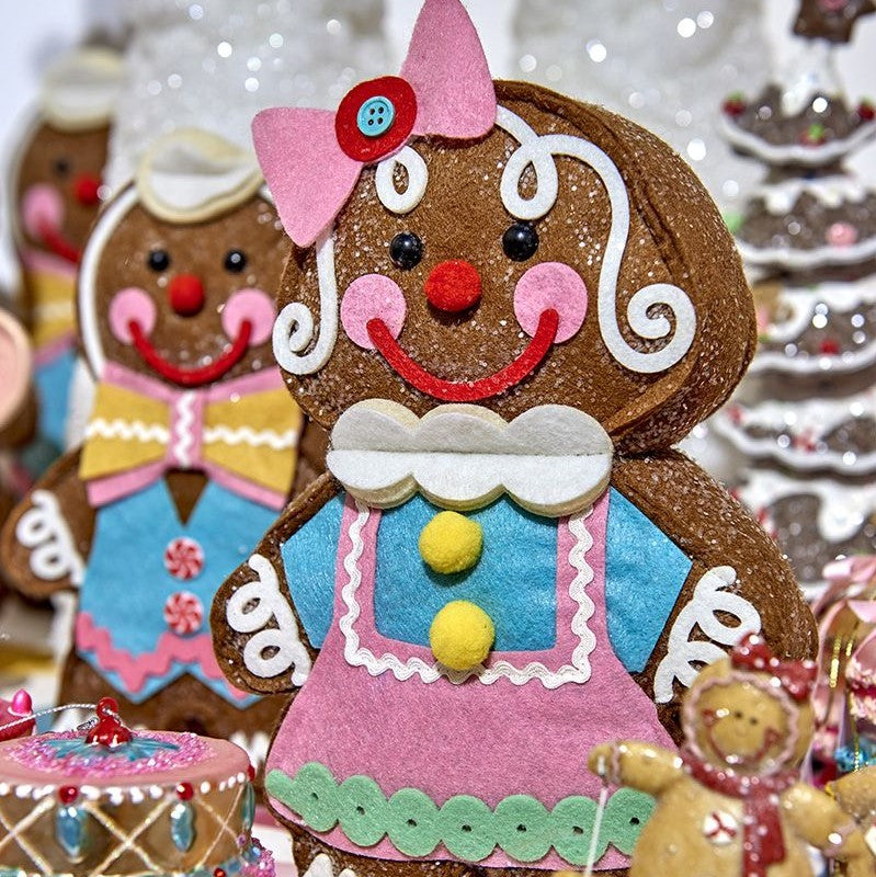 Christmas Gingerbread Decorations and Ornaments Shop