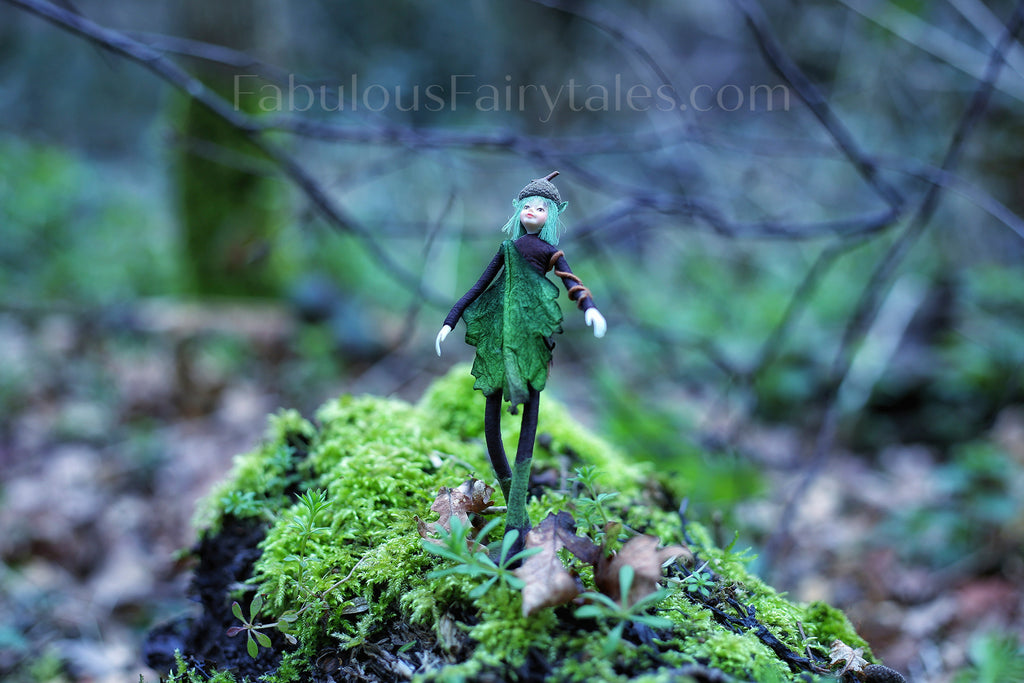 Fairy and Elf Miniatures, Figures and Dolls Shop