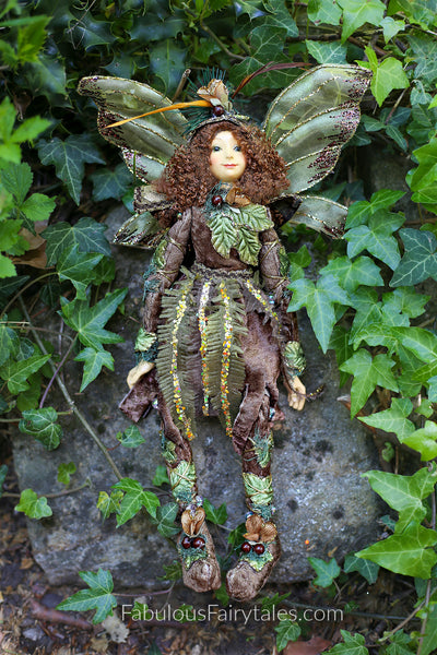 Fabulous Fairytales Forest Fairy Luxury Decorations