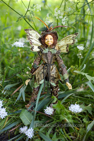 Fabulous Fairytales Forest Fairy Doll Luxury Decorations
