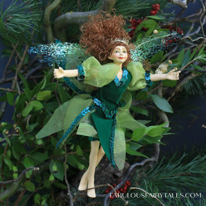 Christmas Fairy Decorations and Ornaments