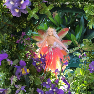 Fairy Garden Figurines and Dolls