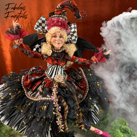 Mark Roberts Luxury Halloween Decorations and Collectibles