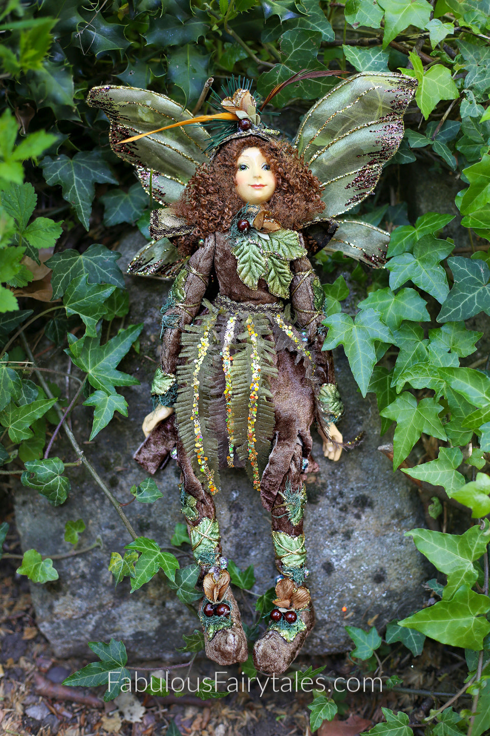 Fenella the Forest Guardian Decoration