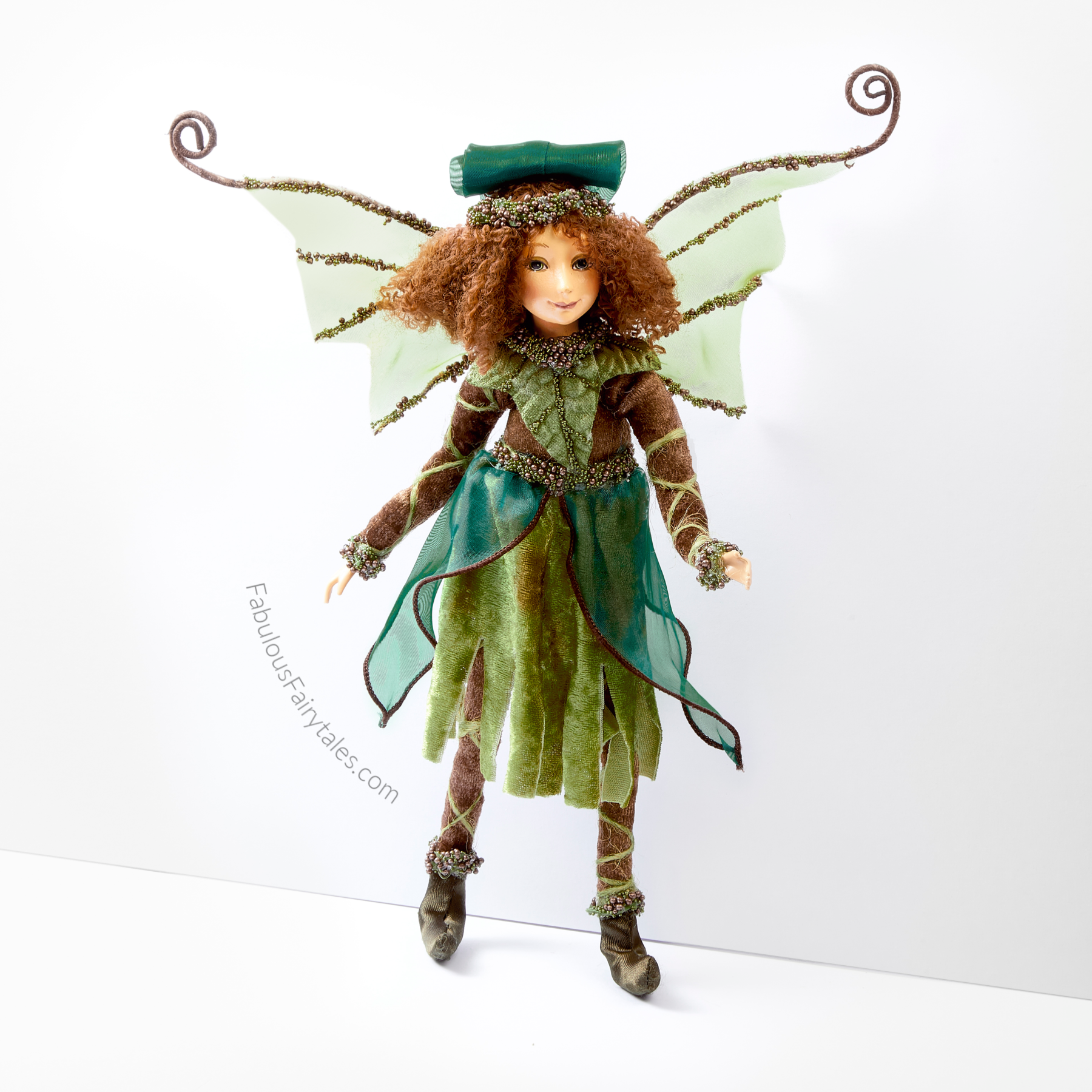 Luxury Christmas Fairy Decorations Verbena