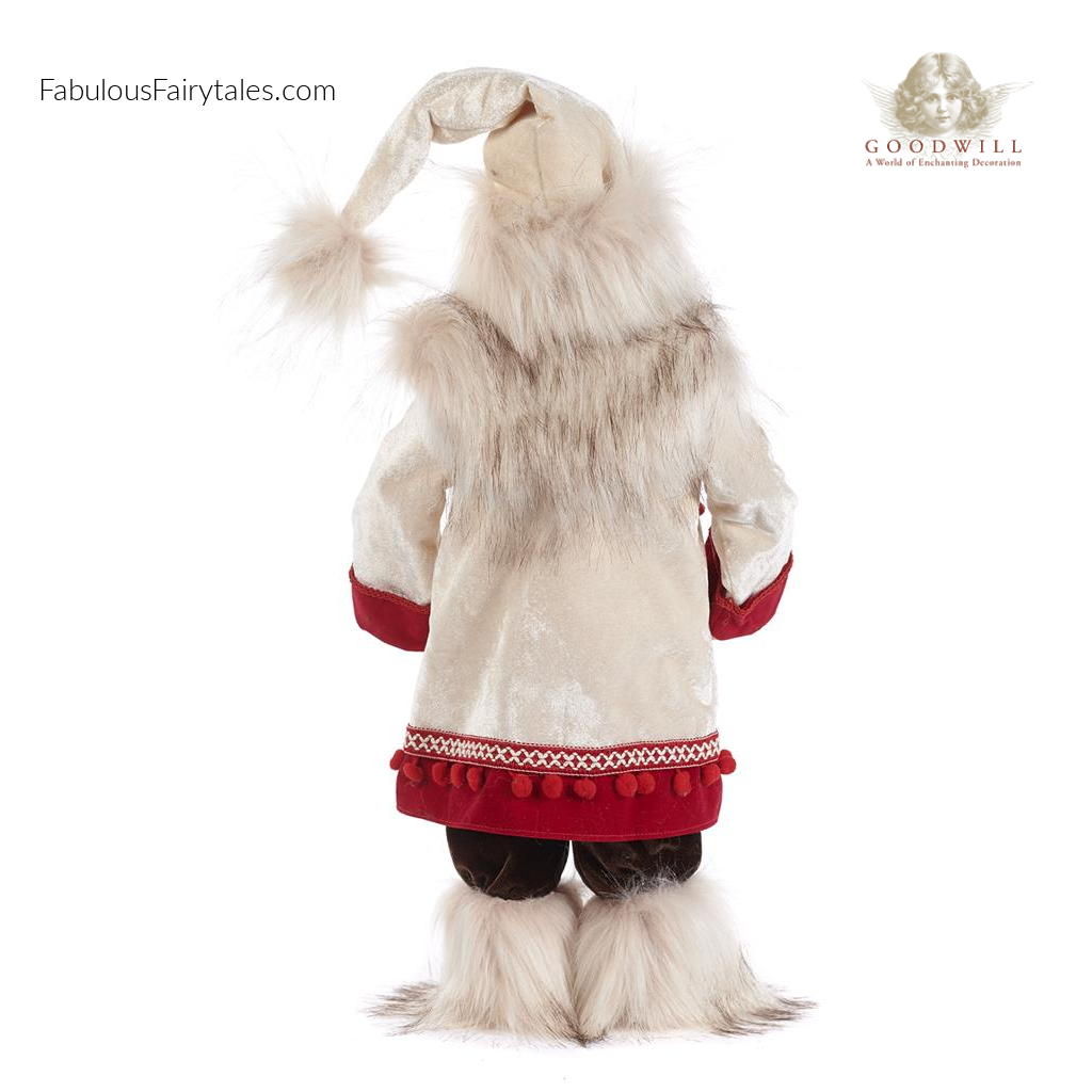Goodwill Lapland Winter Santa Christmas Decoration Shop