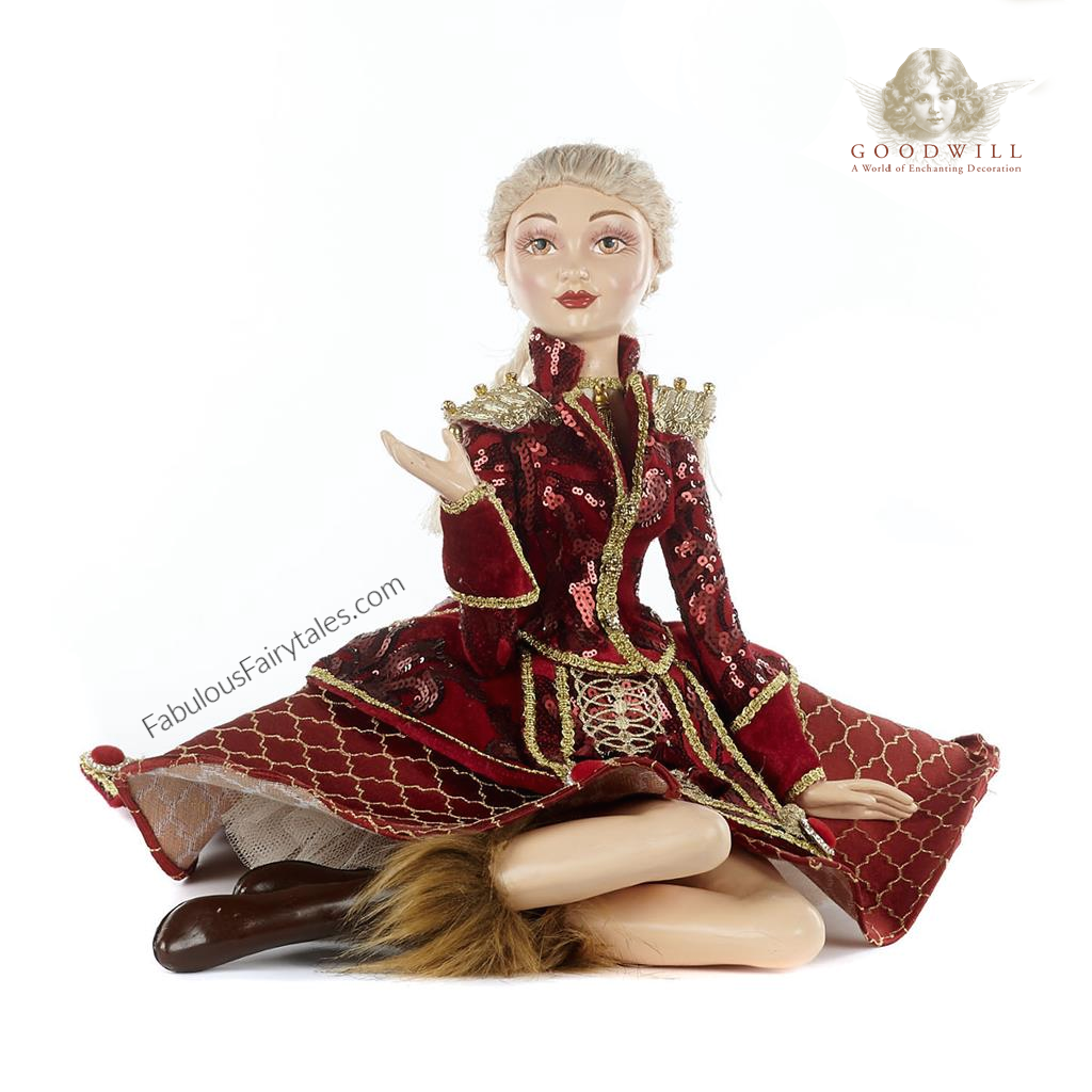 Christmas Nutcracker Display Doll Shop