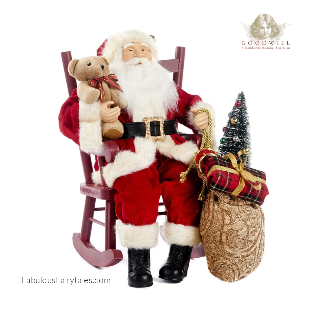 Beautiful Santa Claus Figurines Shop