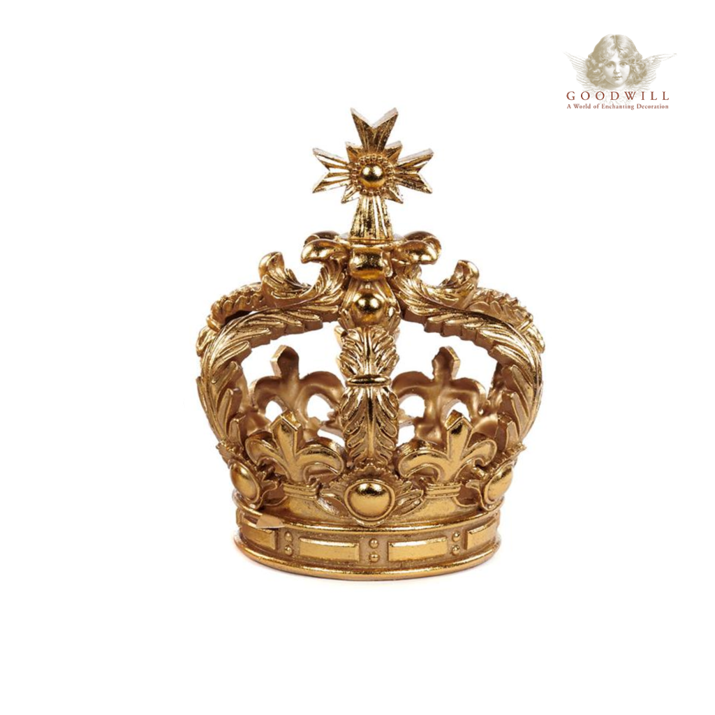 Goodwill Belgium Religious Crown Display