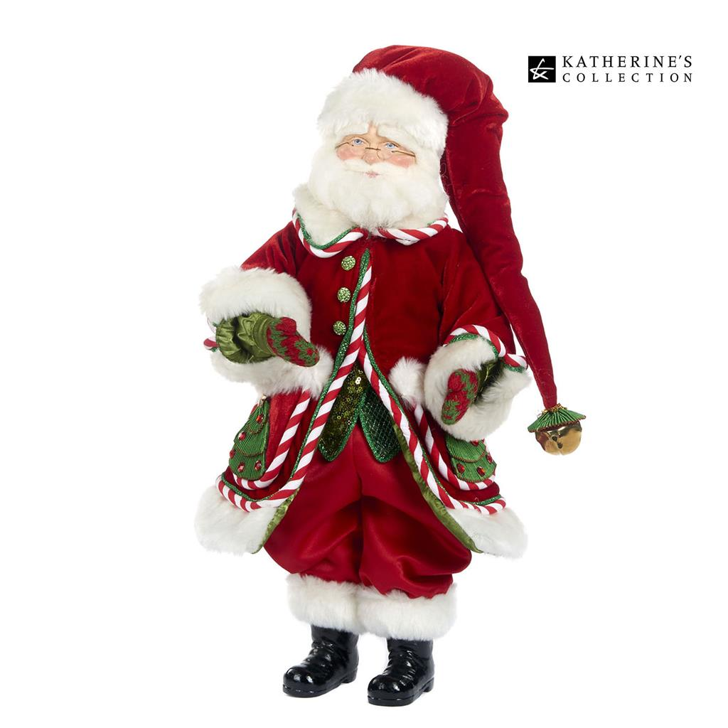 Katherines Collection Night Before Christmas Santa