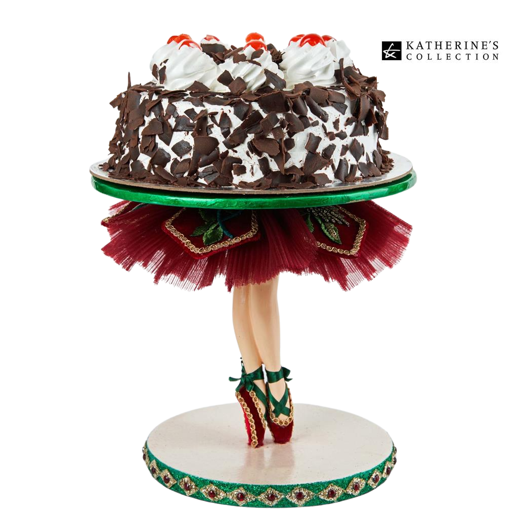 Katherines Collection Ballerina Luxury Cake Stand