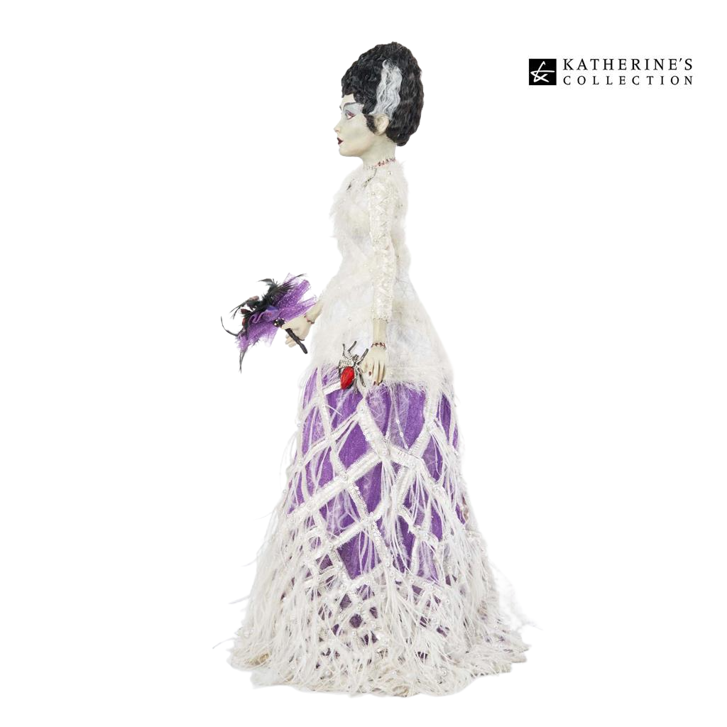 Katherine's Collection Bride of Frankenstein Halloween Decorations Shop