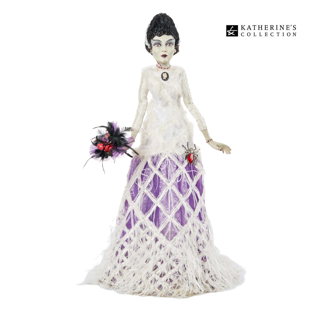 Katherine's Collection Bride of Frankenstein Halloween UK