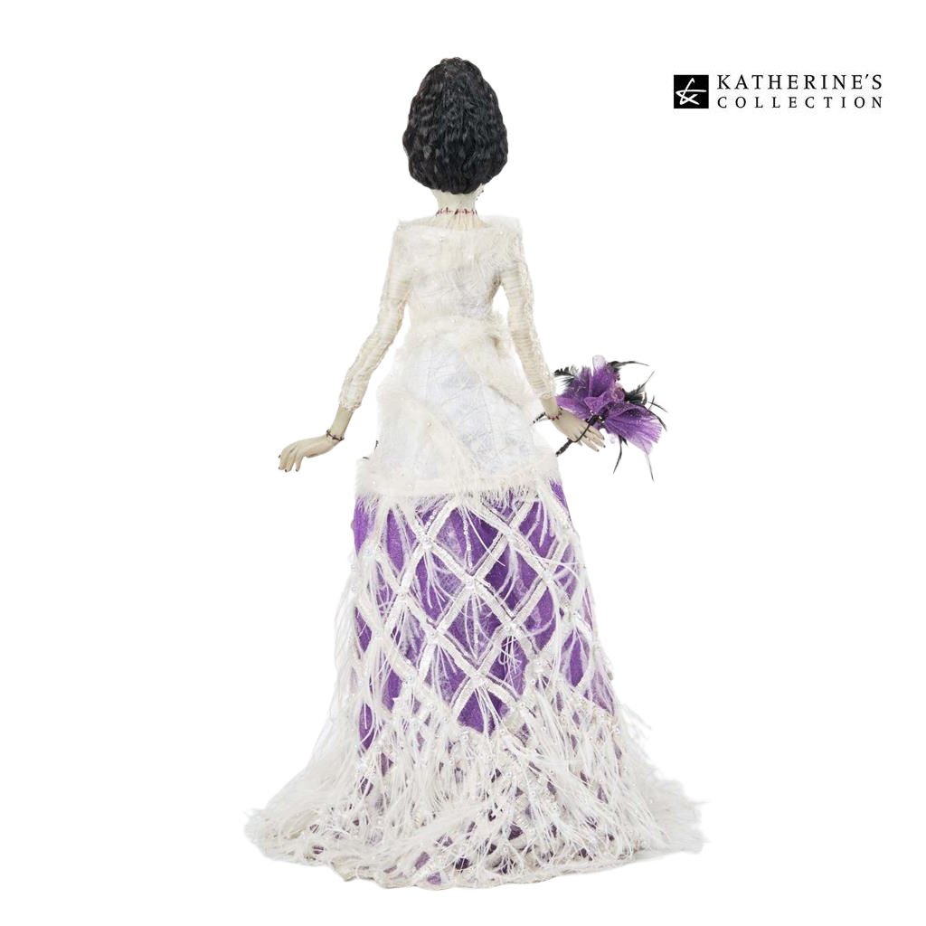 Katherine's Collection Bride of Frankenstein Halloween Doll