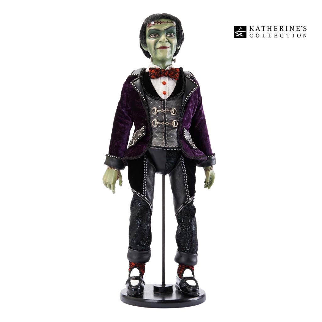Katherine's Collection Frankenstein's Monster Halloween Figure