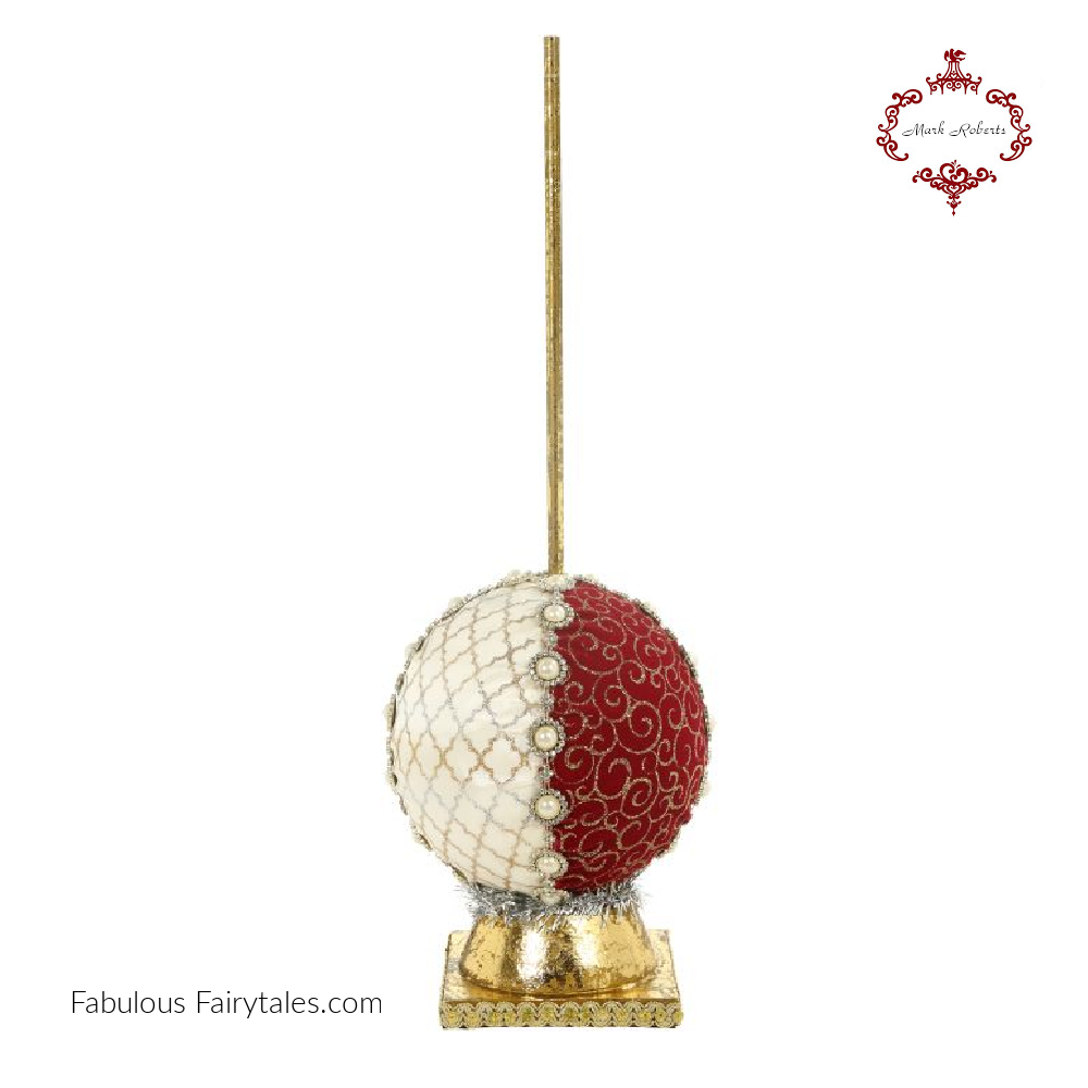 Mark Roberts Decorative Ball Display Stand Med/Lg