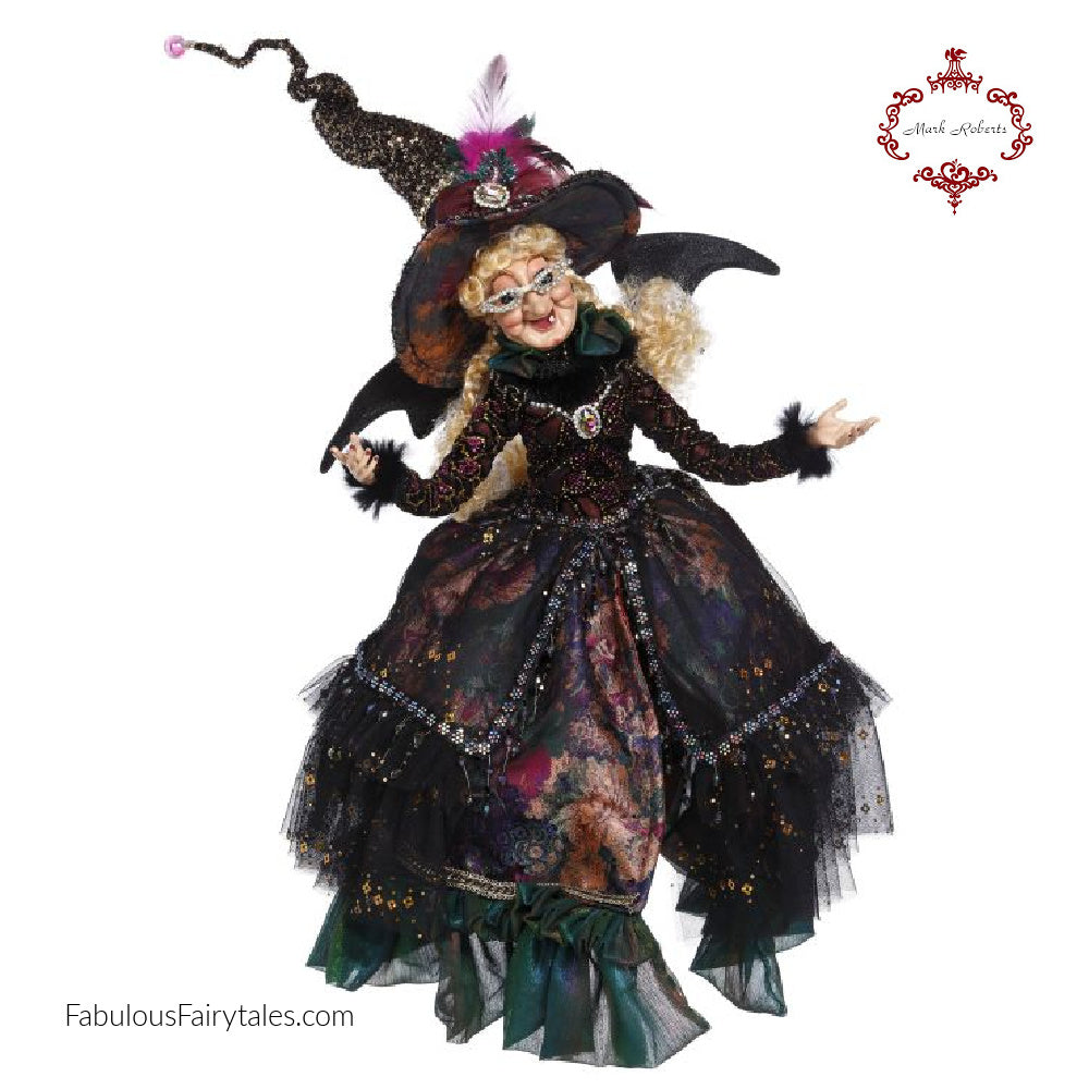 Mark Roberts Halloween Witches decorations