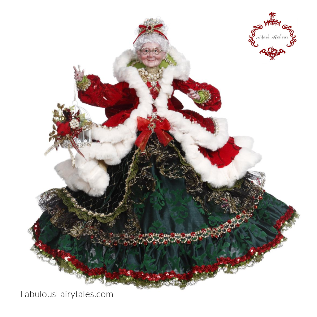 Mark Roberts Collectibles Merry Christmas Mrs. Claus