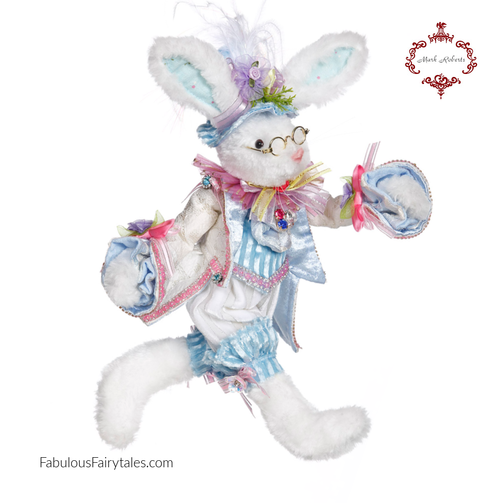 Mark Roberts Mr Cottontail Bunny Figure Small