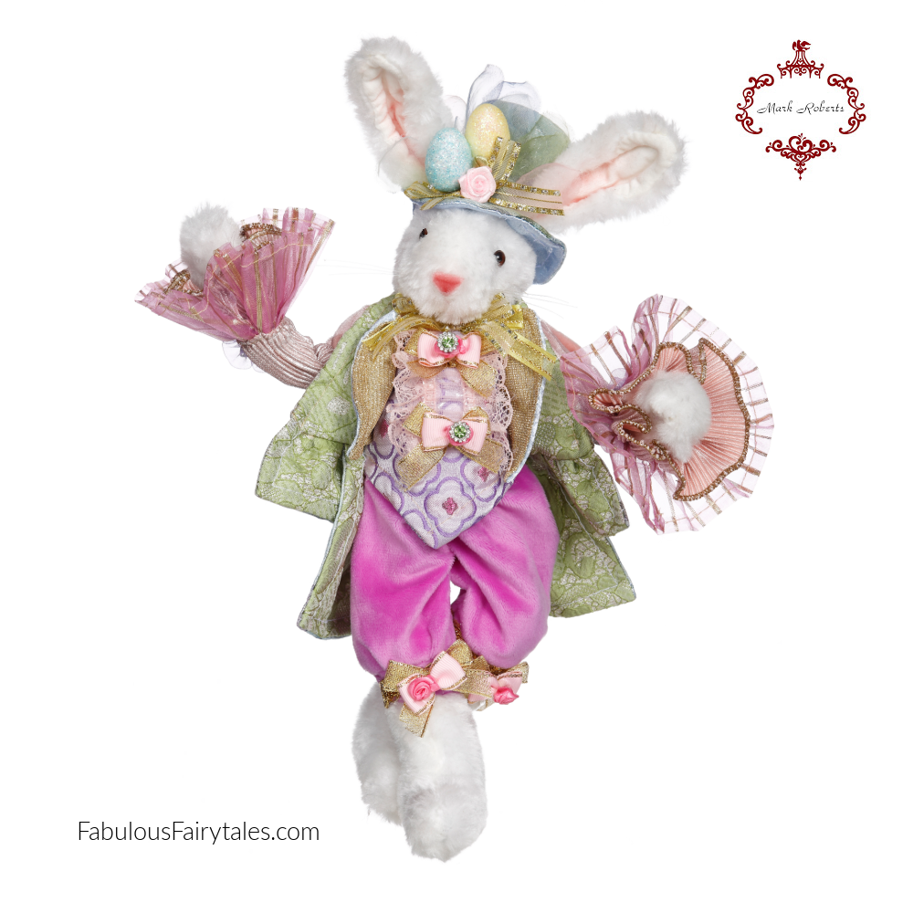 Mark Roberts Mr Easter Bunny Figure Small