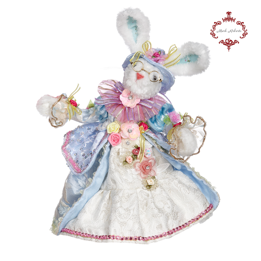 Mark Roberts Mrs Cottontail Bunny Figurine Small
