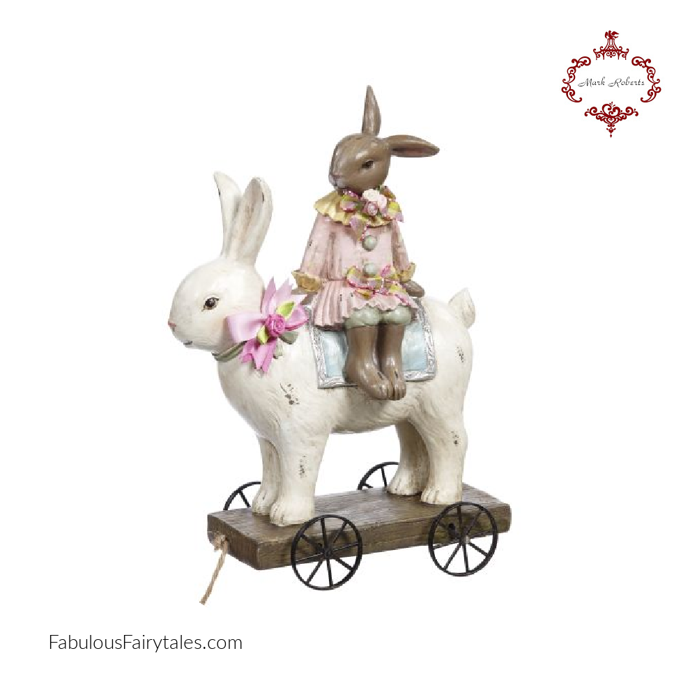 Mark Roberts Vintage Easter Rabbits Toy