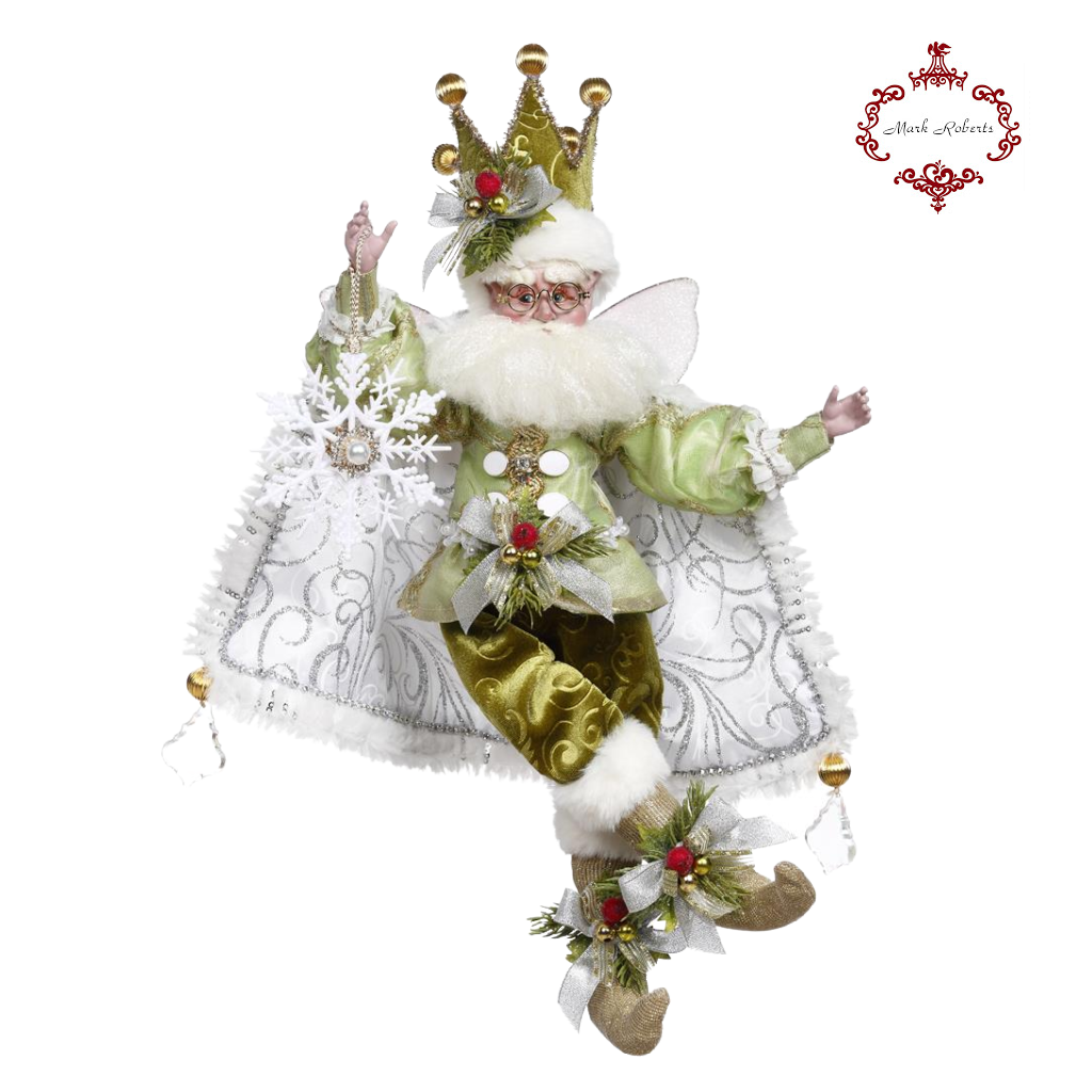 Mark Roberts Winter Wonderland Santa Fairy