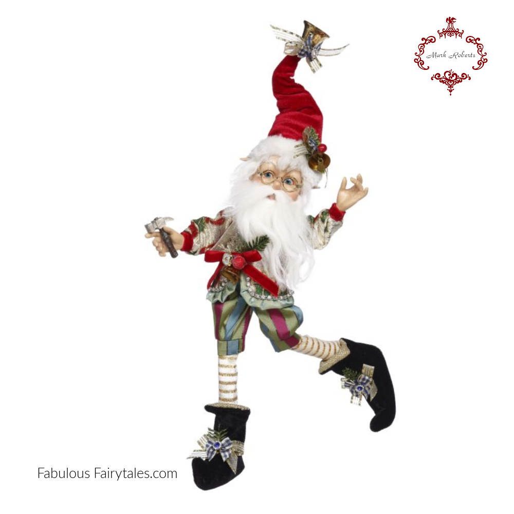 Mark Roberts Christmas 2020 North Pole Workshop Elf