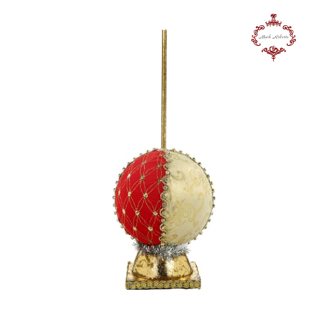 Mark Roberts Christmas Ball Display Stand Large