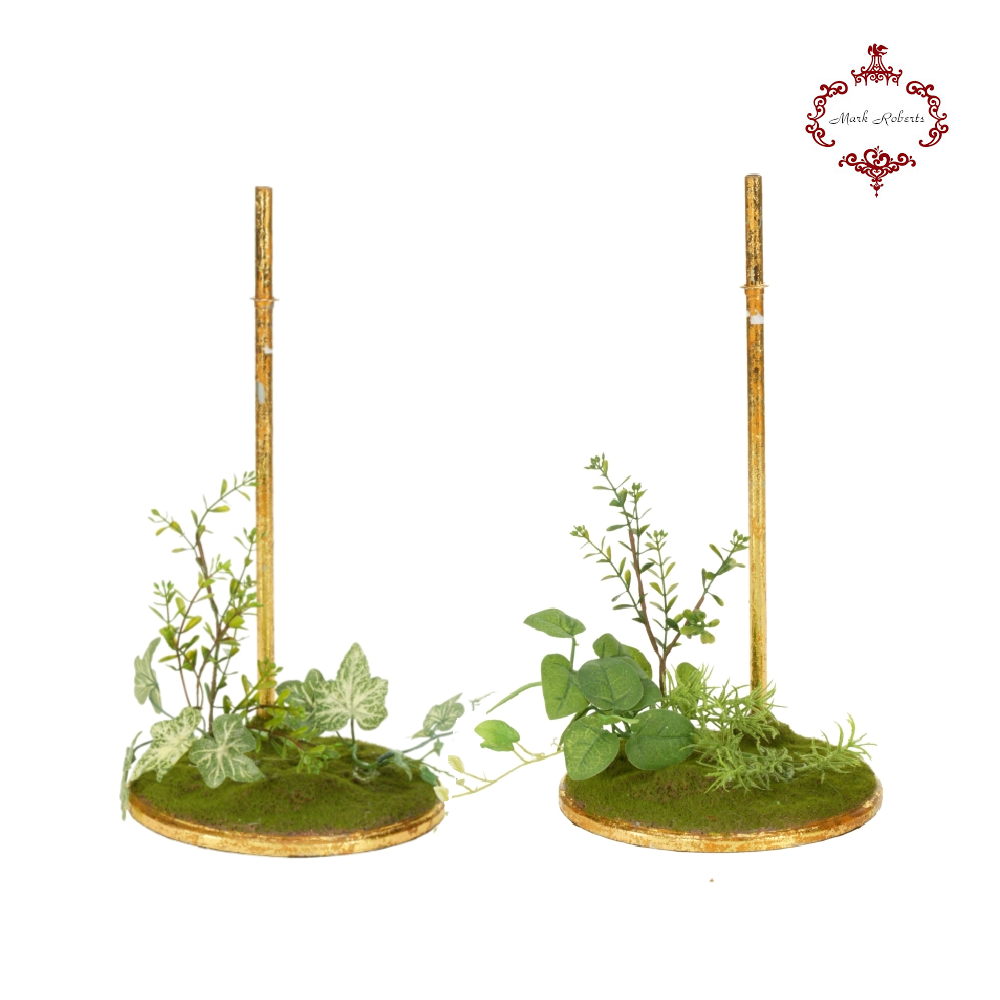 Mark Roberts Spring Foliage Display Stand Large