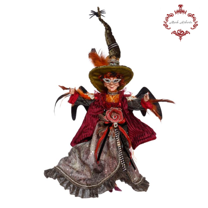 Mark Roberts 2021 Rich Witch Small Figurine
