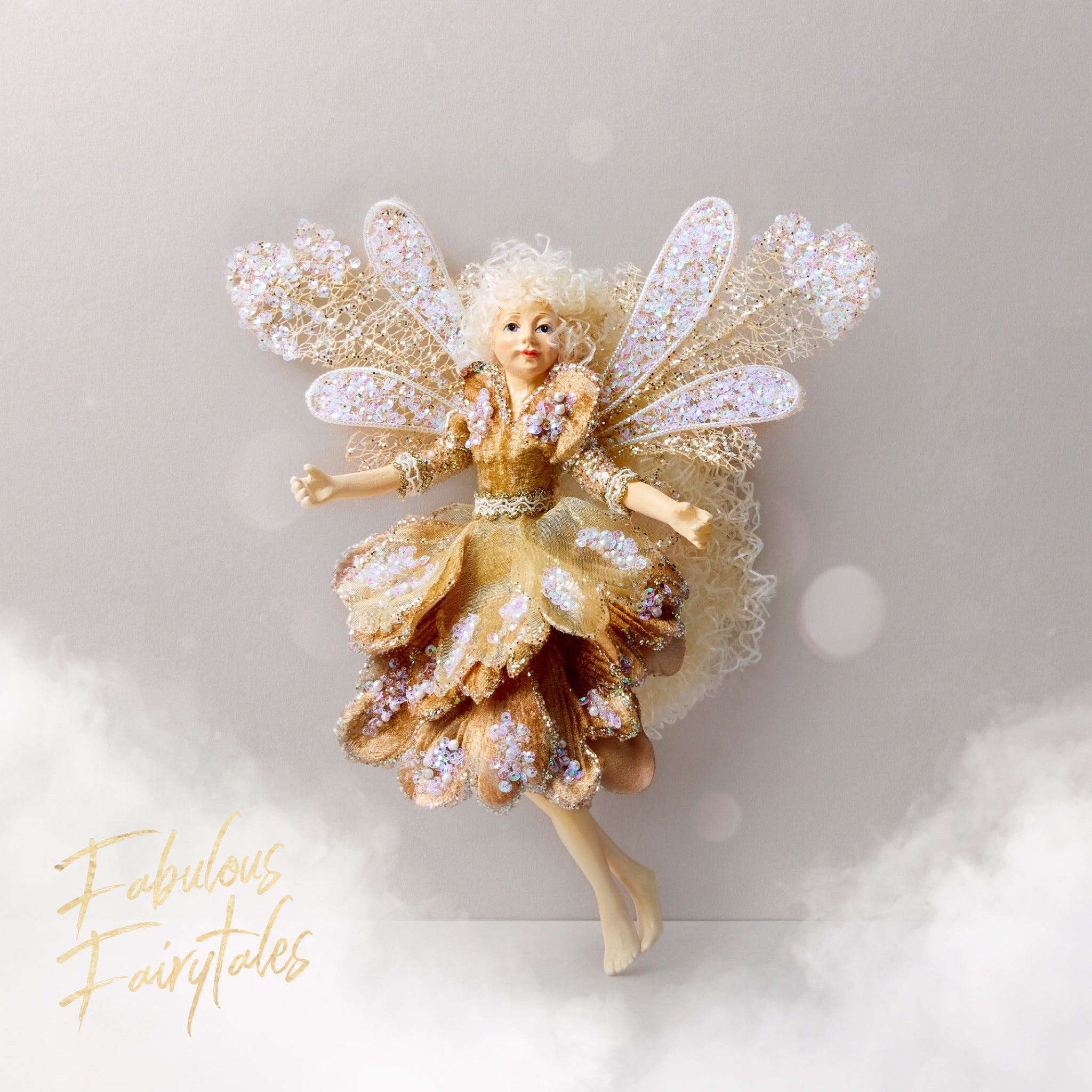 Peachy the Teatime Fairy - Fabulous Fairytales