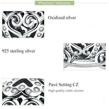 Load image into Gallery viewer, Sterling Silver Sparkling Cinderella Pumpkin Carriages - Two Designs
