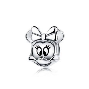 Sterling Silver Disney Celebrity Bead Charms