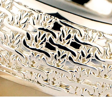 Load image into Gallery viewer, Solid Sterling Silver Isabella Bracelet