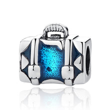Load image into Gallery viewer, Around the World Collection - 49 Sterling Silver Bead Charm Styles