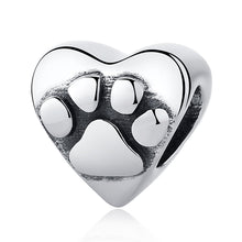 Load image into Gallery viewer, Animals & Pets Bead Collection - 27 Sterling Silver Charm Beads