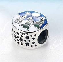 Load image into Gallery viewer, Sterling Silver Winter Wonderland Bead Charms