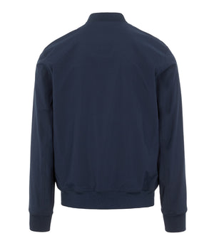 J Lindeberg Barret 3 Layer Taped Shell Jacket In Navy
