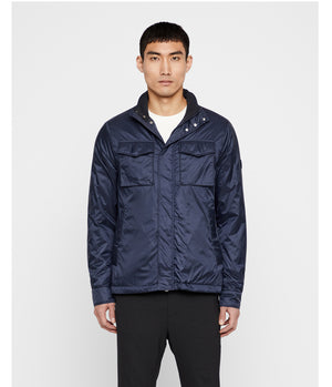 J.Lindeberg Dray-Eco Nylon Jacket in Navy