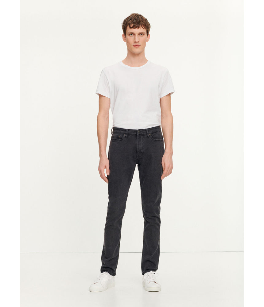 Samsoe Samsoe Stefan Jeans in Worn Black